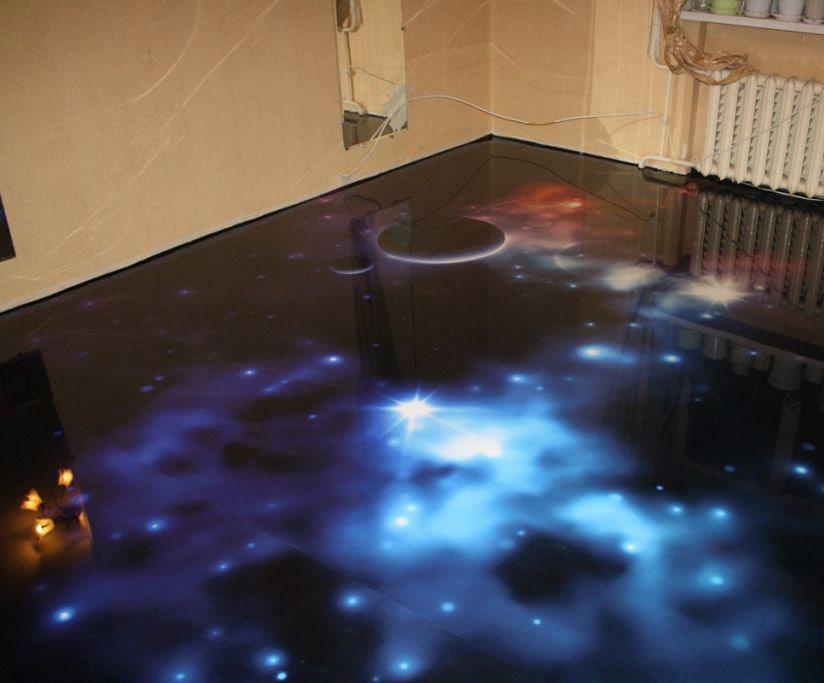 Epoxy Floor E