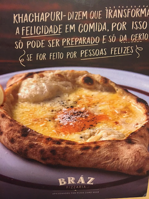 Blog Apaixonados por Viagens - Bráz Pizzaria - Rio de Janeiro - Gastronomia