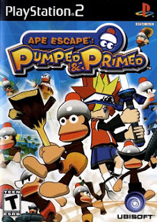 Ape Escape: Pumped & Primed - PS2