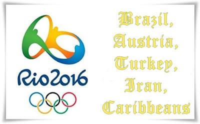 Watch PyeongChang Olympics 2018 in Brazil, Austria, Turkey, Iran, Caribbeans