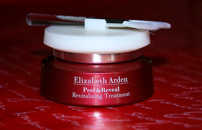 Отзыв: Восстанавливающая и отшелушивающая маска-пленка от Elizabeth Arden.