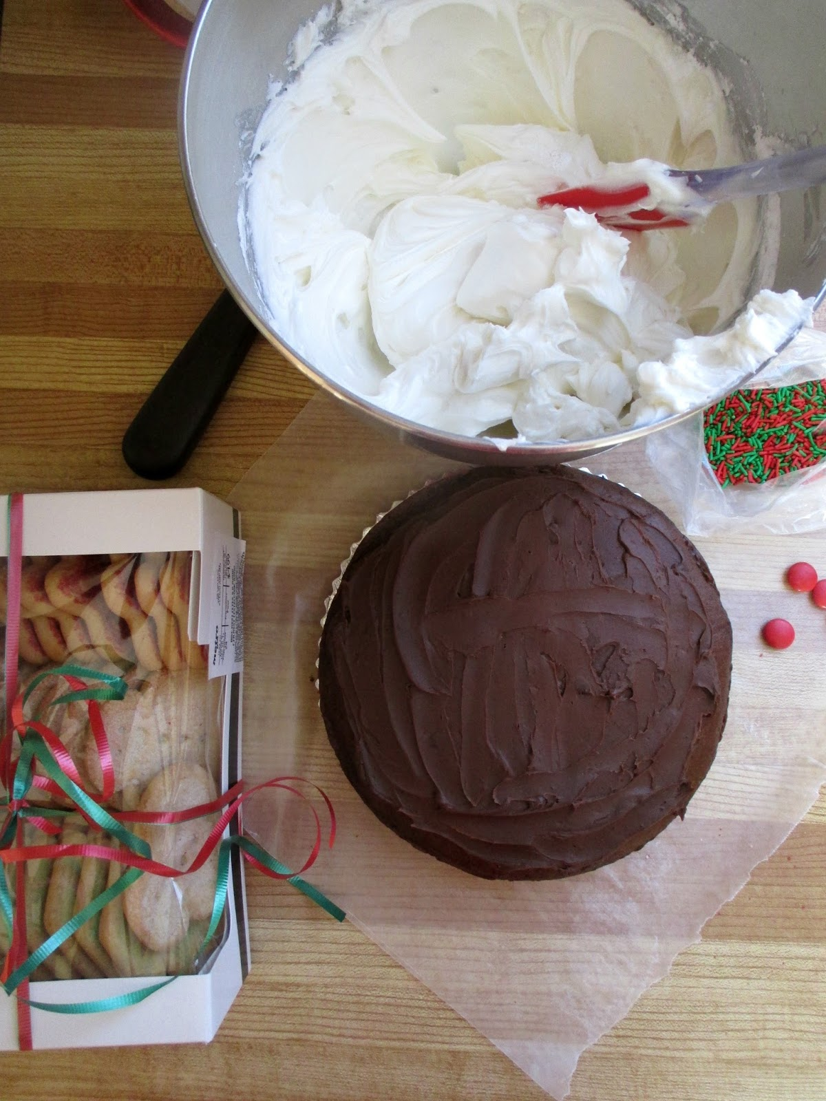 How To Crumb Coat A Cake With Store Bought Icing