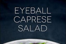 Halloween Caprese Salad Recipe