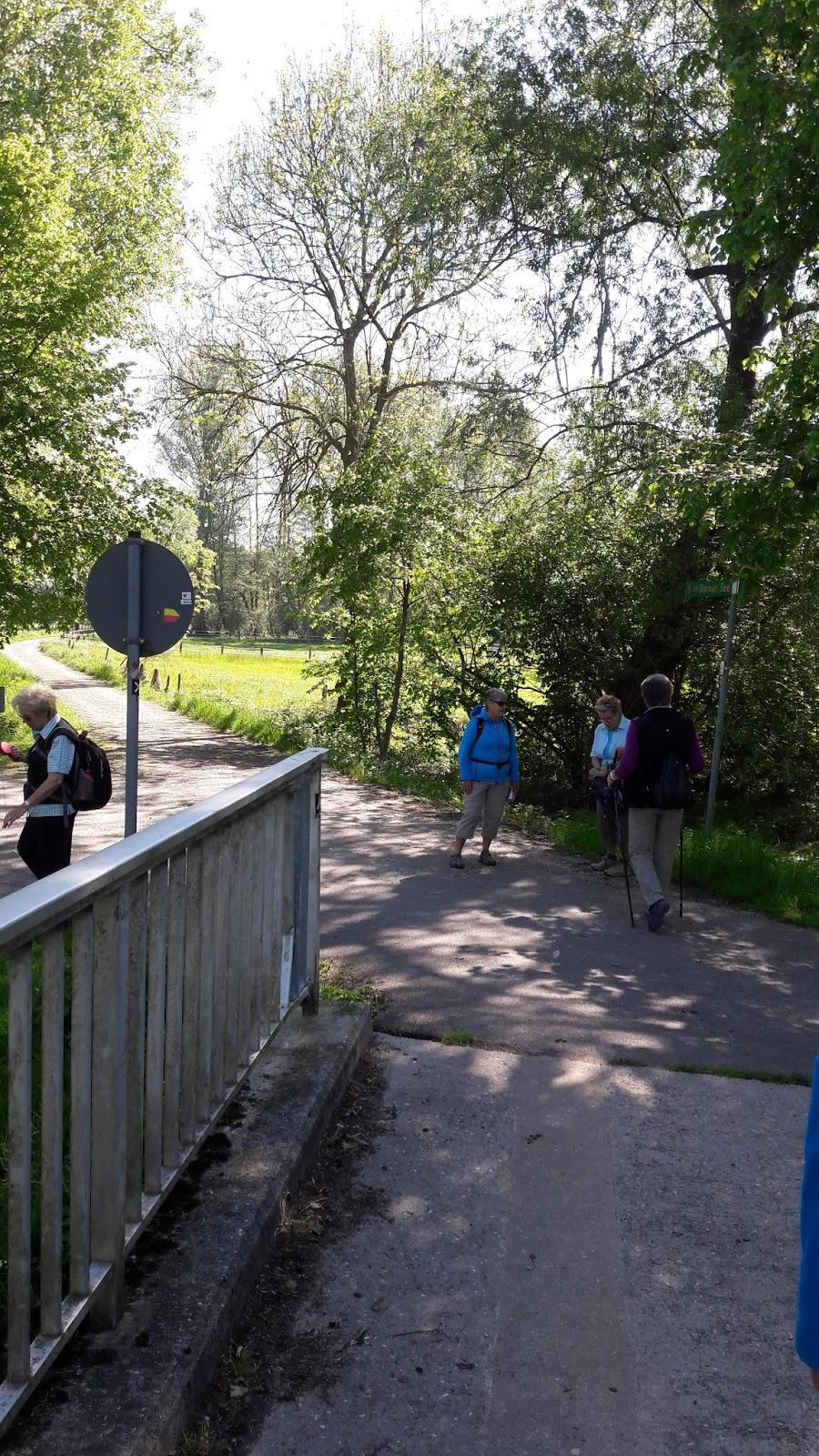 Pilgertouren 2015: Mai 2018