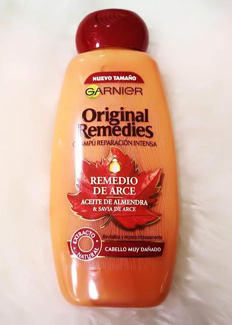 Original Remedies Remedio de arce