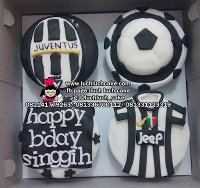 Cupcake 2D Juventus
