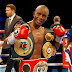 Julius Indongo schooled Ricky Burns; Became Unified Jr Welterweight champ!