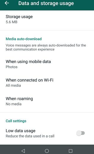 Cara Menghentikan Download Otomatis di WhatsApp untuk Android. 3