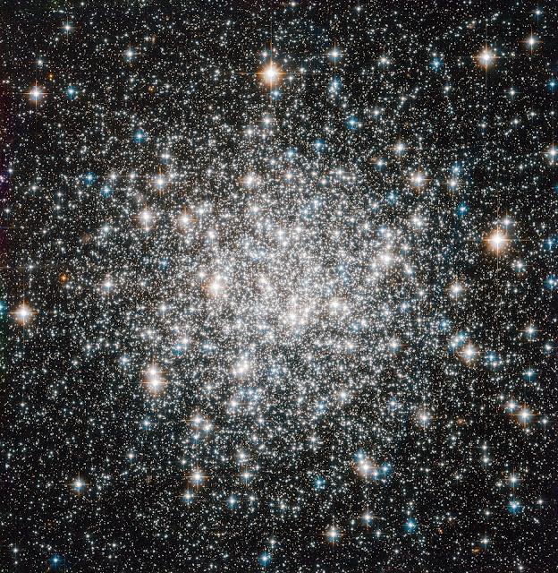 Globular Cluster Messier 68