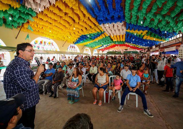 Grande evento marca a comemoração do Dia do Agricultor em Campina Grande