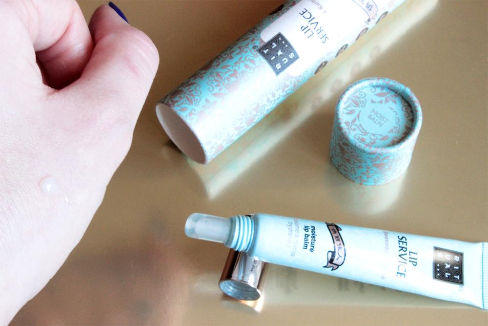 Rituals Lip Service moisture lip balm product