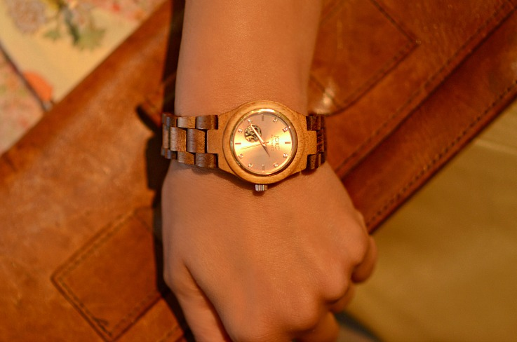 Jord Wood Watch, Tamara Chloé, TC Style Clues