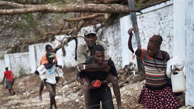 Halting Haiti's cholera outbreak requires more funds: UN