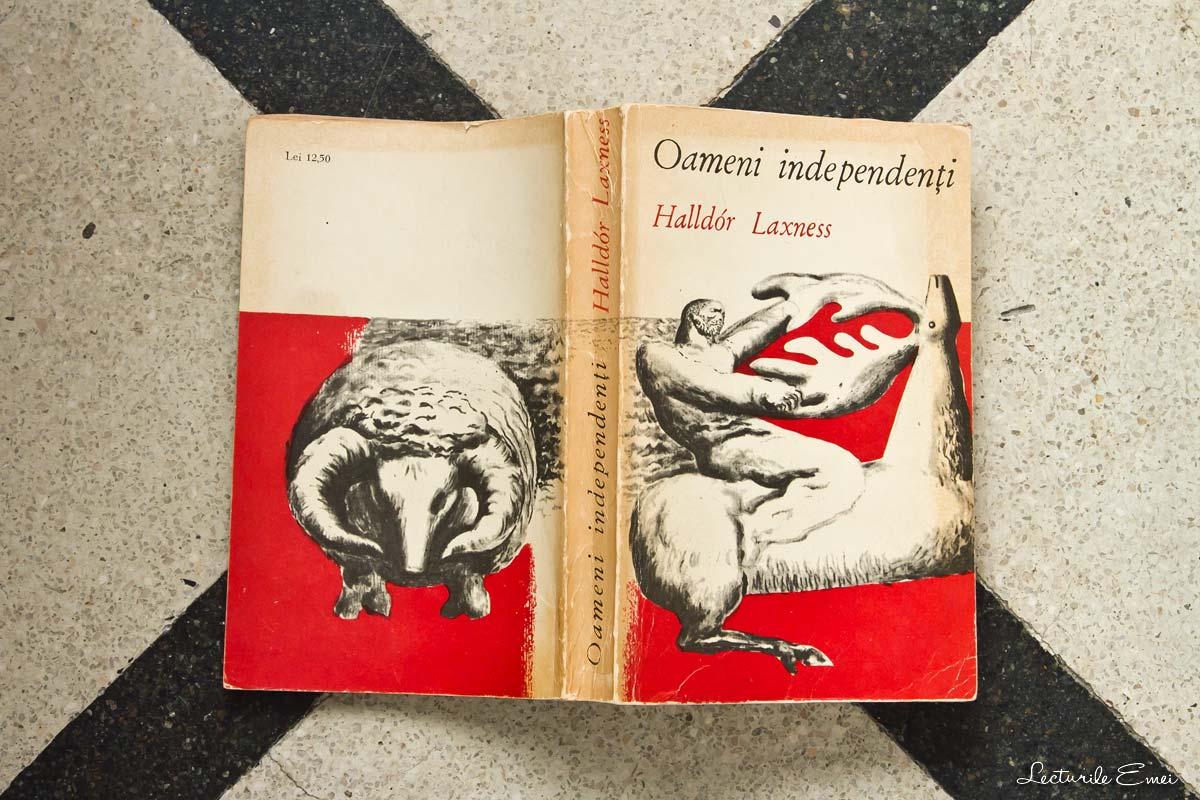 Fragment din romanul Oameni independenți de Halldór Laxness