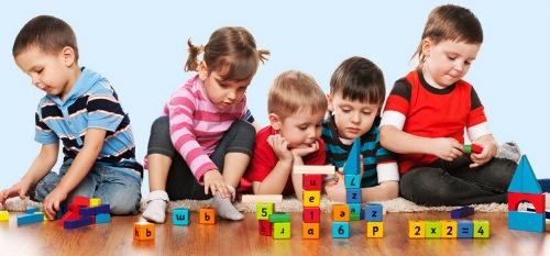 Belajar Sambil Bermain untuk Anak Usia Dini