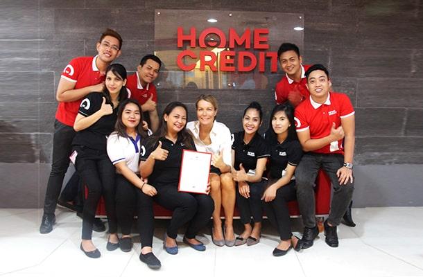 Vay vốn Online Homecredit