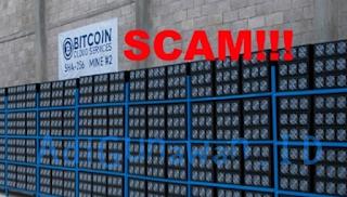 Cloud Mining Scam
