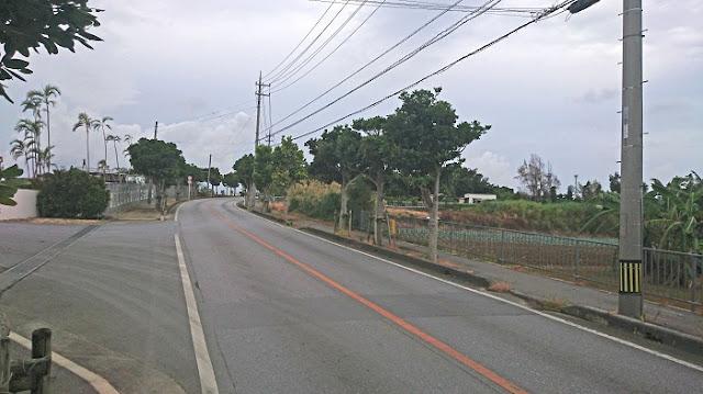 県道15号線の写真