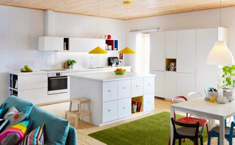 Latest Collection Of Ikea Kitchen Units Designs And Reviews