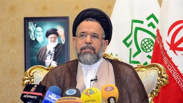 Iran uncovers huge arms depot of terror group: Iranian Intelligence Minister Seyyed Mahmoud Alavi