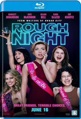 Rough Night 2017 BD50 Latino