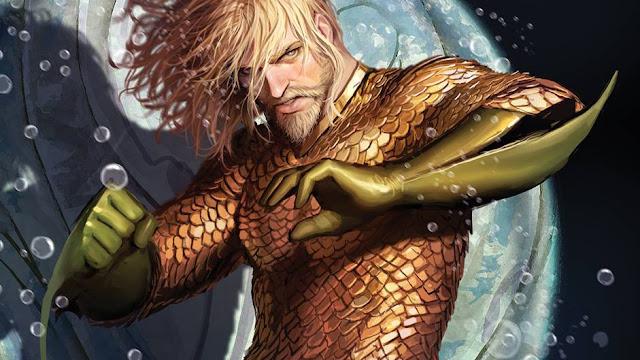 Asal-Usul dan Kekuatan Aquaman (New 52) dari DC Comics