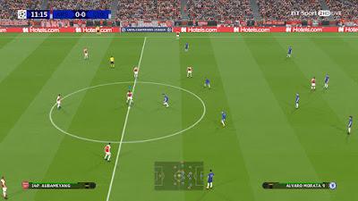 PES 2017 UEFA Champions League Mod 2018/2019 v2.0 AIO