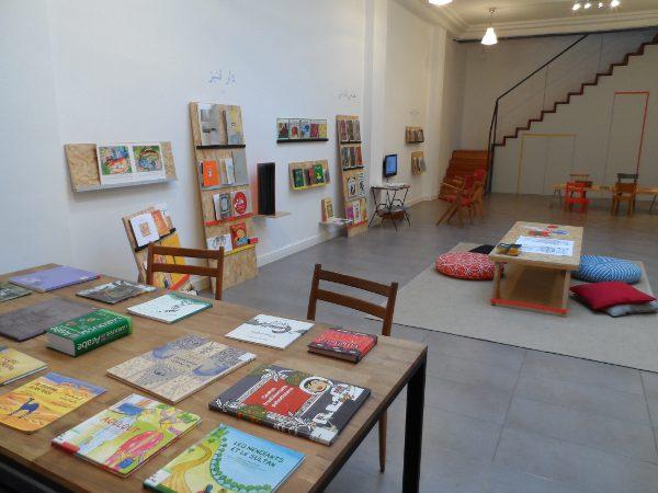 Le Studio de Fotokino à Marseille