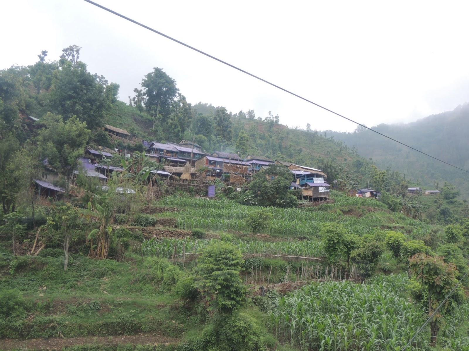 Cal & Rachel Litwiller's Adventures: Pokhara to Nagarkot