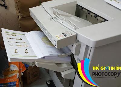 Photocopy màu đẹp lấy ngay