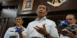 Wiranto: Penindakan Hukum adalah Tugas Aparat, Bukan Ormas