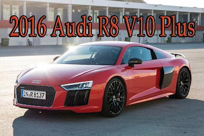 2016 Audi R8 V10 Plus Top Speed Price In India