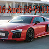 2016 audi r8 v10 plus top speed price in india