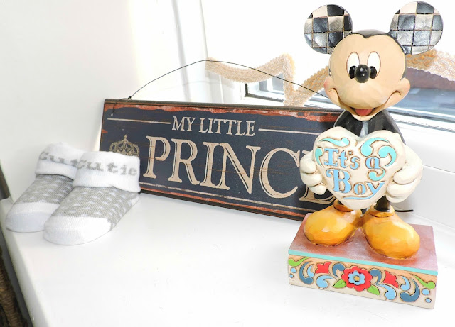 Baby boy nursery decor - Just Add Ginger blog