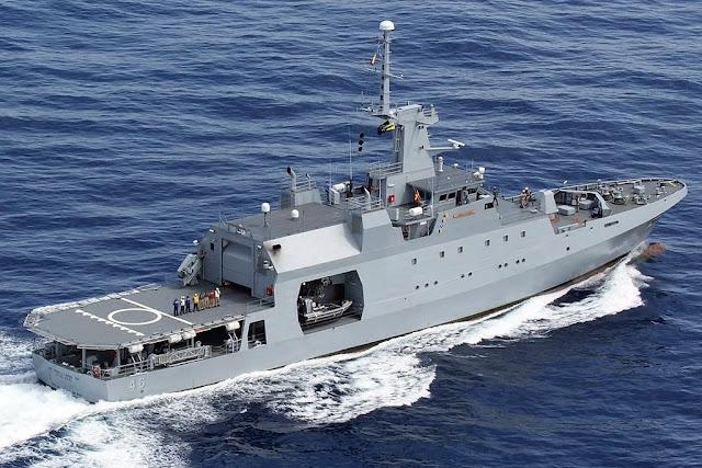Resultado de imagen para OPV (patrulleros oceánicos)