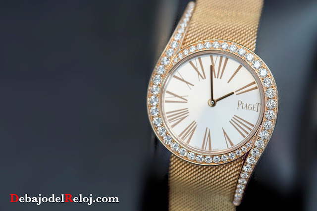Piaget SIHH 2016 reloj 5