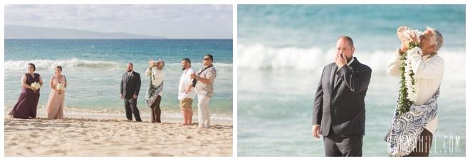 Maui Wedding on the beach