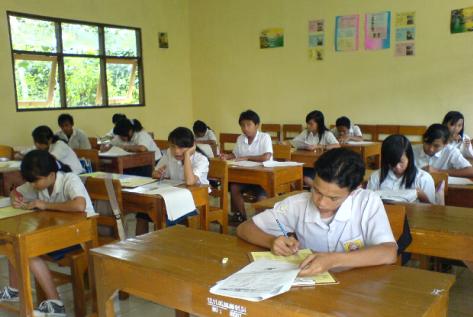 tidak menyontek saat ujian merupakan contoh norma kesusilaan