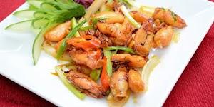 Red Chili Salt Squid Recipes