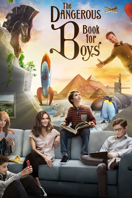 The Dangerous Book for Boys S01 Complete Dual Audio Hindi 720p WEB-DL