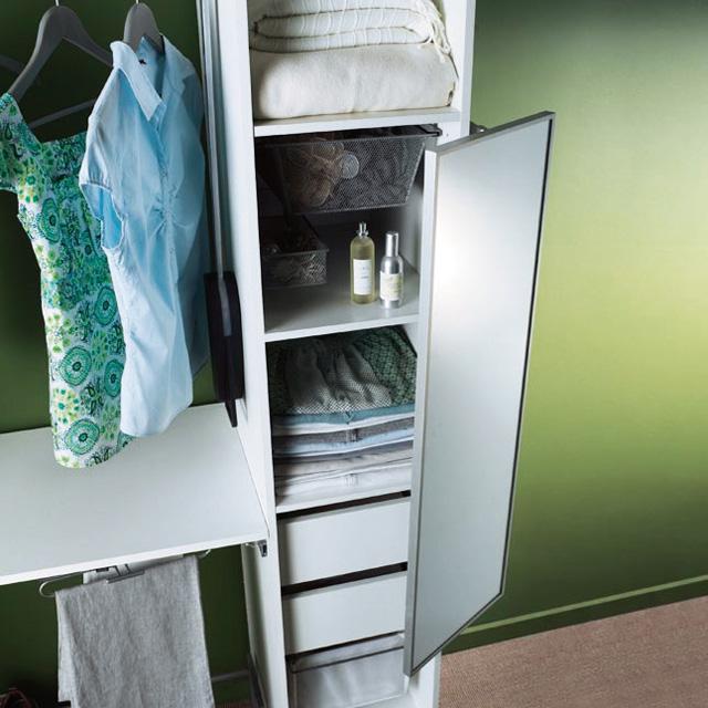 Adc l 39 atelier d 39 c t am nagement int rieur design d - Miroir coulissant pour dressing ...