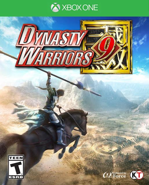 วิธีปลดล๊อค เกมสามก๊ก Dynasty Warriors 9