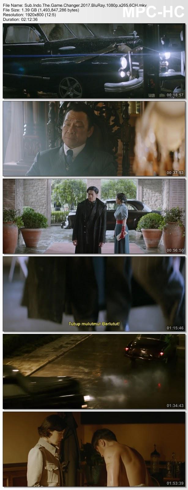 Screenshots Download You Xi Gui Ze (2017) BluRay 480p & 3GP Subtitle Indonesia