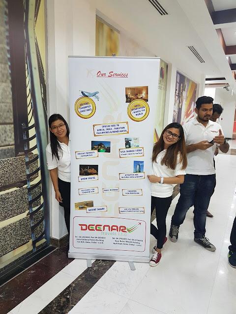 Deenar Travel & Tourism, Ras Al Khor