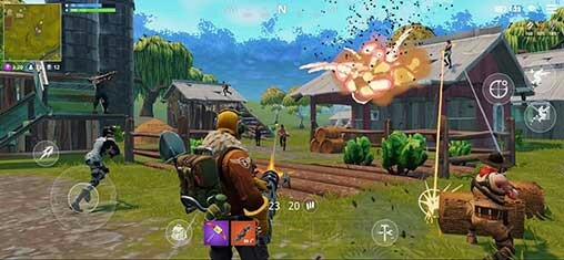 fortnite android apk data