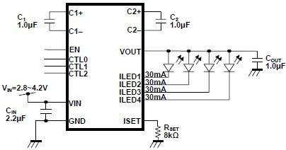 Led Terminal Diagram Led Schematic Diagram Wiring Diagram