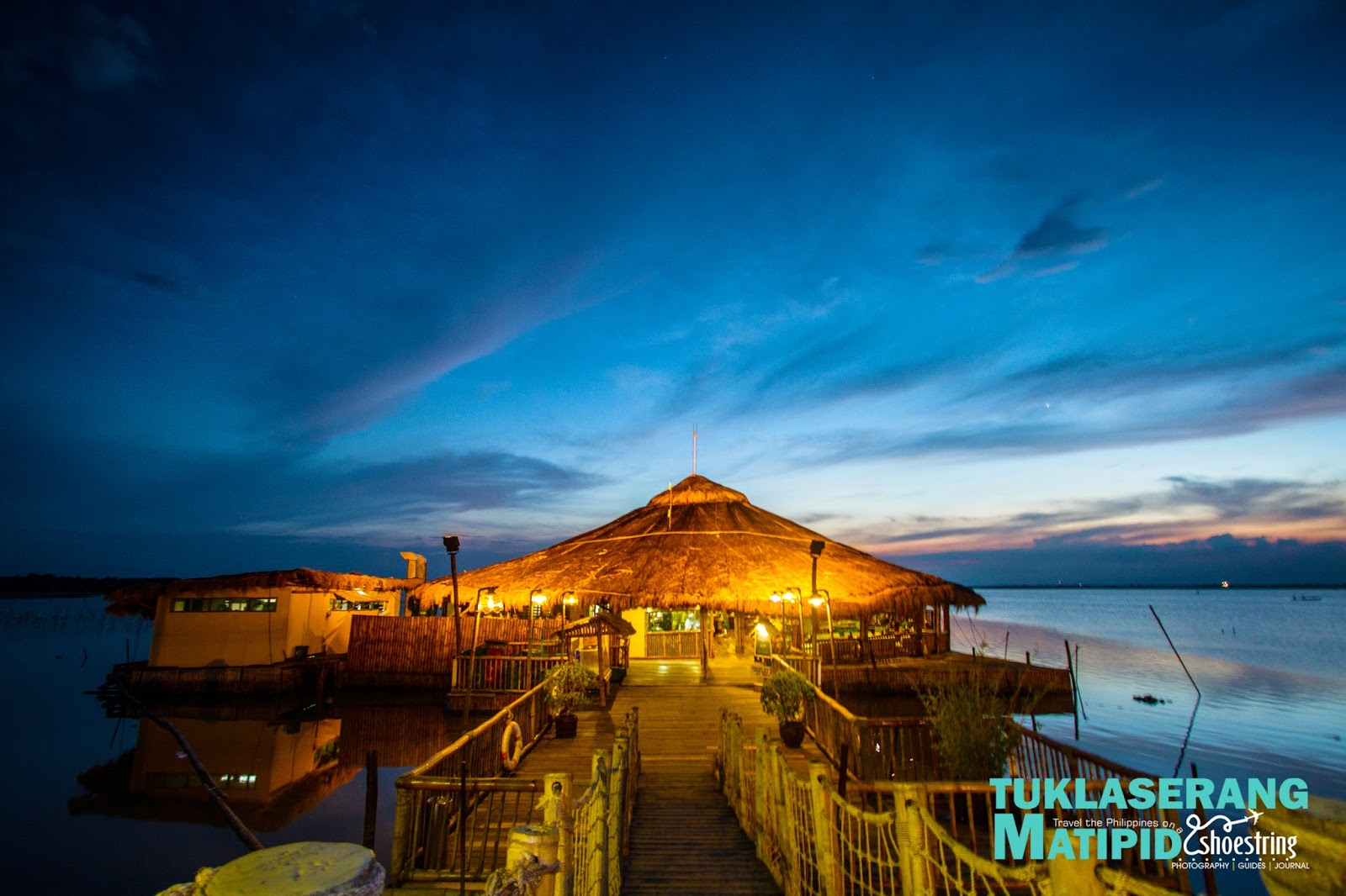 lantaw native floating restaurant a native dining experience