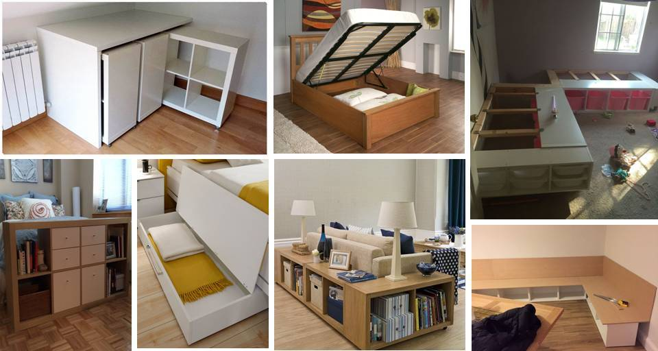20 Incredible Ikea Furniture Hacks For Home Storage And