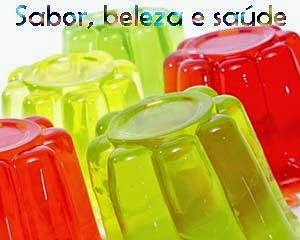 Maravilhas da gelatina