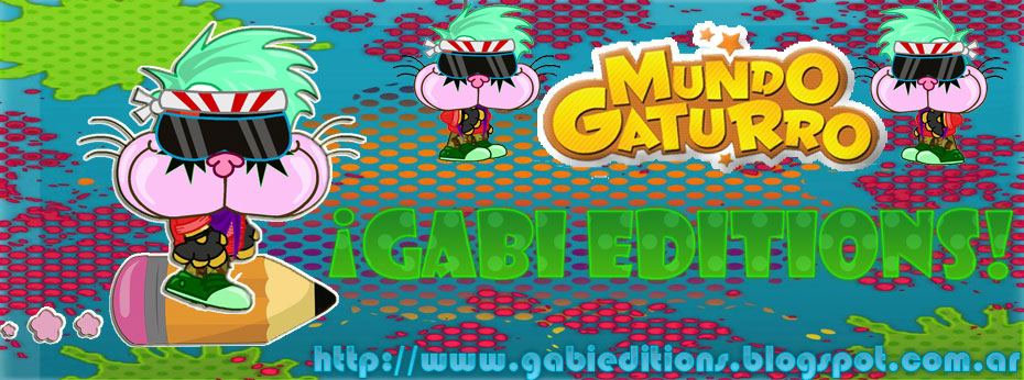 ¡Gabieditions!